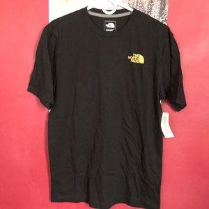 Medium Black North Face T-Shirt